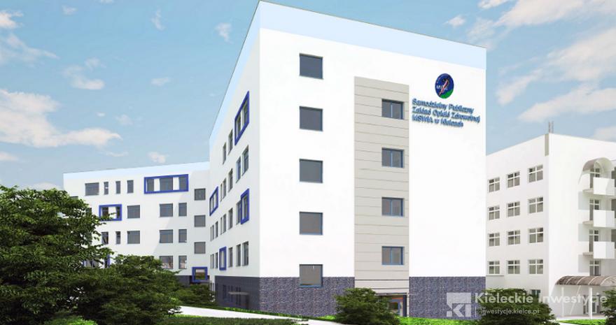 Rozbudowa Szpitala Mswia W Kielcach Wiz 1 880x465